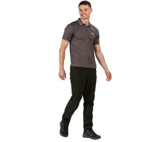 Regatta Maverick V Camiseta Hombre, gris
